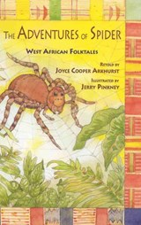 The Adventures of Spider | Joyce Cooper Arkhurst |