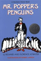 Mr. Popper's Penguins | Atwater, Richard ; Atwater, Florence |