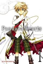 Pandora Hearts | Jun Mochizuki |