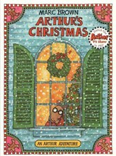 Arthur's Christmas | Marc Tolon Brown |
