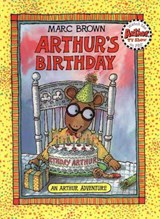 Arthur's Birthday | Marc Brown |