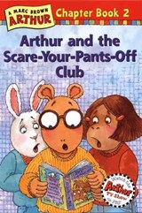 Arthur and the Scare-your-pants-off Club | Brown, Marc Tolon ; Krensky, Stephen |