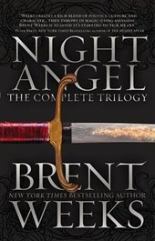 Night Angel | Brent Weeks |