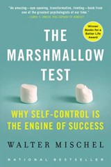 The Marshmallow Test | Walter Mischel |