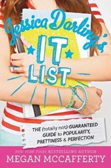 Jessica Darling's It List | Megan McCafferty |