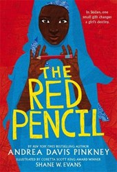 The Red Pencil | Andrea Davis Pinkney |