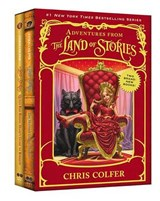 Adventures from the Land of Stories Set | Chris Colfer |