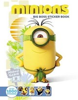 Big Boss Sticker Book | auteur onbekend |