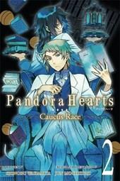 Pandorahearts Caucus Race
