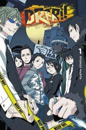 Durarara!! The Novel | Ryohgo Narita |