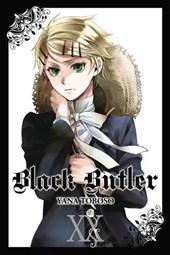 Black Butler 20