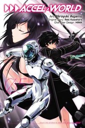 Accel World The Manga
