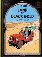 Land of the Black Gold | Hergé |