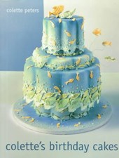 Colette's Birthday Cakes | Colette Peters |