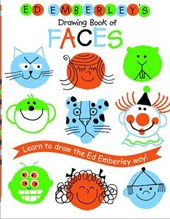 Ed Emberley's Drawing Book of Faces