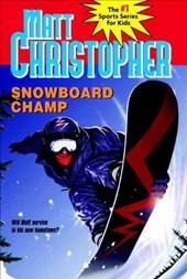 Snowboard Champ