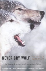 Never Cry Wolf | Farley Mowat |