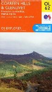 Correen Hills & Glenlivet, Bennachie & Ladder Hills, Insch &