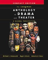 The Longman Anthology of Drama and Theater | Greenwald, Michael ; Schultz, Roger ; Pomo, Roberto Dario |