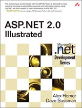ASP.Net 2.0 Illustrated | Alex Homer |