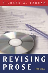 Revising Prose | Richard A. Lanham |