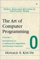 Art of Computer Programming, Volume 4, Fascicle | Knuth |