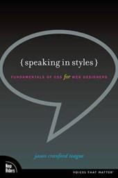 Speaking in Styles