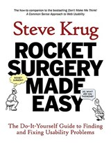 Rocket Surgery Made Easy | Steve Krug |