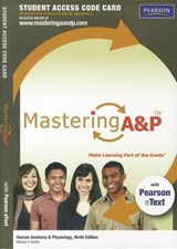 Masteringa&p with Pearson Etext -- Standalone Access Card -- For Human Anatomy & Physiology | Elaine Nicpon Marieb |