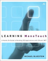 Learning MonoTouch | Michael Bluestein |