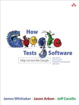 How Google Tests Software | James A. Whittaker |
