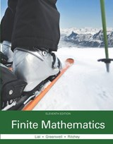 Finite Mathematics | Lial, Margaret L. ; Greenwell, Raymond N. ; Ritchey, Nathan P. |