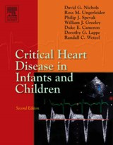 Critical Heart Disease in Infants and Children | David G. Nichols |
