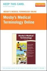 Mosby's Medical Terminology Online Access Code | auteur onbekend |