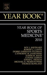 Year Book of Sports Medicine | Catherine Jankowski |