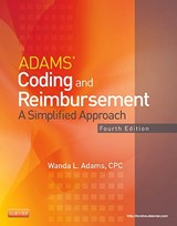 Adams' Coding and Reimbursement | Wanda L. Adams |