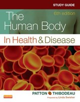 The Human Body in Health & Disease Study Guide | Linda Swisher |