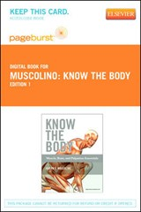 Know the Body | Joseph E. Muscolino |