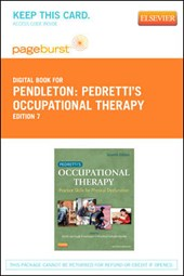 Pedretti's Occupational Therapy - Pageburst E-Book on Vitalsource (Retail Access Card)