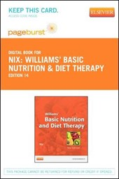 Williams' Basic Nutrition & Diet Therapy - Pageburst E-Book on Vitalsource (Retail Access Card)