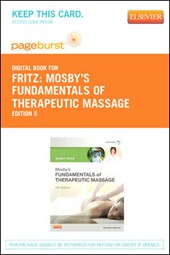 Mosby's Fundamentals of Therapeutic Massage - Pageburst E-Book on Vitalsource (Retail Access Card)