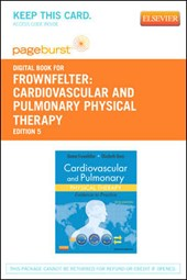 Cardiovascular and Pulmonary Physical Therapy - Pageburst E-Book on Vitalsource (Retail Access Card)
