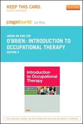 Introduction to Occupational Therapy - Pageburst E-Book on Kno (Retail Access Card)
