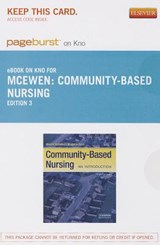 Community-Based Nursing - Pageburst E-Book on Kno (Retail Access Card) | Melanie McEwen |