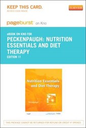 Nutrition Essentials and Diet Therapy - Pageburst E-Book on Kno (Retail Access Card)