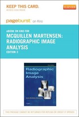 Radiographic Image Analysis - Pageburst E-Book on Kno (Retail Access Card) | Kathy Mcquillen Martensen |
