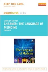 The Language of Medicine - Pageburst E-Book on Kno (Retail Access Card)