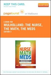 The Nurse, the Math, the Meds Pageburst on VitalSource Access Code