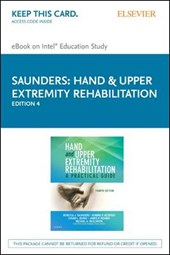 Hand & Upper Extremity Rehabilitation eBook on Intel Educational Study Access Code