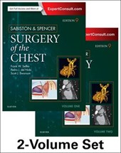Sabiston and Spencer Surgery of the Chest | Frank Sellke; Pedro J. del Nido; Scott J. Swanson |